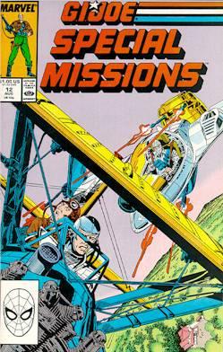 G.I. Joe Special Missions Vol 1 12