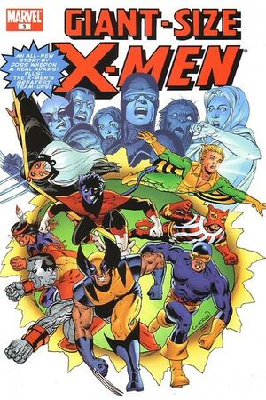 Giant-Size X-Men Vol 1 3