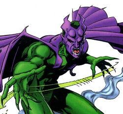 Goblin (Earth-928) Spider-Man 2099 Vol 1 39 003