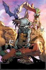 Guardians Team-Up Vol 1 5 Textless