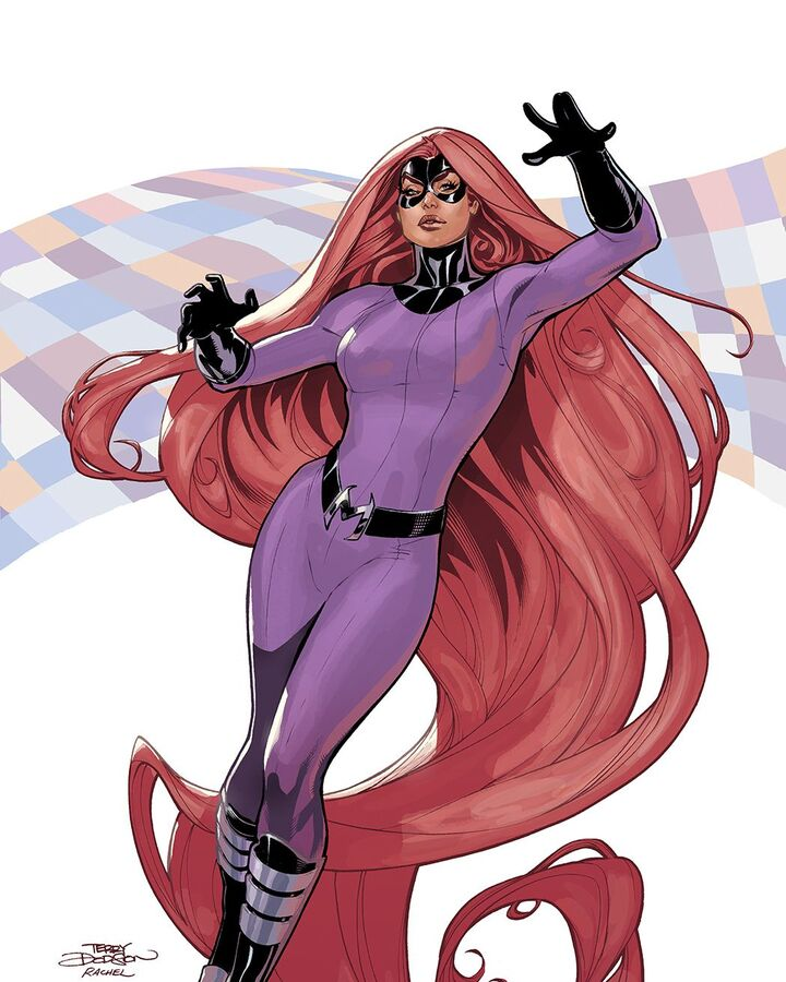 Medusalith Amaquelin (Earth-616) | Marvel Database | Fandom