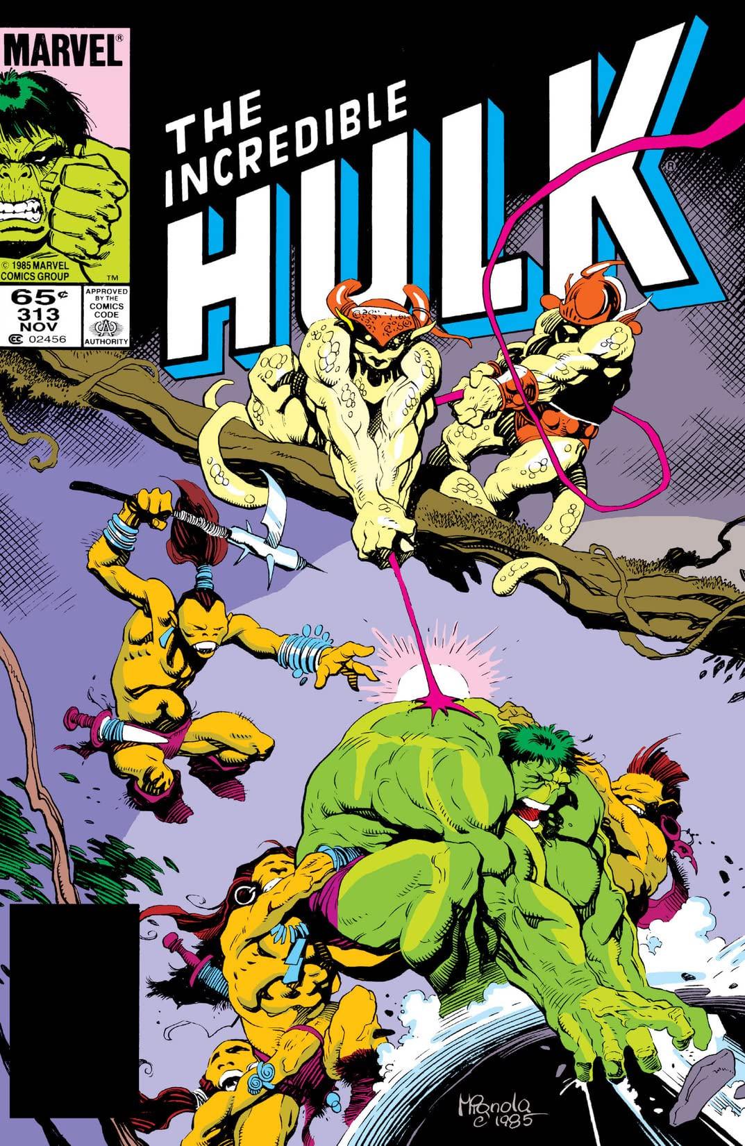 Incredible Hulk Vol 1 313