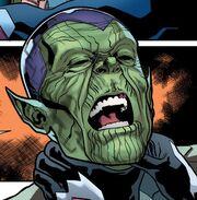 John Jonah Jameson (Skrull) (Earth-TRN590) from Spider-Man 2099 Vol 3 16 0002