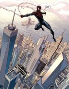 Miles Morales (Earth-1610) from Ultimate End Vol 1 5