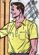 Mr. Lansfield (Earth-616) from Mystical Tales Vol 1 2 0001