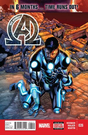 New Avengers Vol 3 26