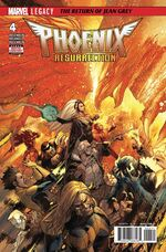 Phoenix Resurrection The Return of Jean Grey Vol 1 4