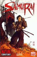 Samurai Legend Vol 1 1