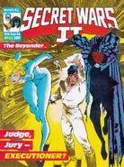 Secret Wars II (UK) Vol 1 63