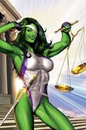She-Hulk Vol 2 1 Textless