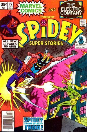 Spidey Super Stories Vol 1 27