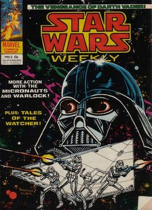 Star Wars Weekly (UK) Vol 1 67