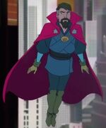 Stephen Strange (Earth-17628) from Marvel's Spider-Man (animated series) Season 3 2