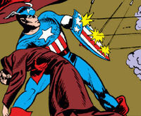 Steven Rogers (Earth-616) from Captain America Comics Vol 1 1 0002