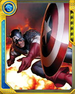 Steven Rogers (Earth-616) from Marvel War of Heroes 035