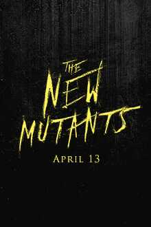 Image result for x-men new mutants movie poster