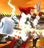 Thor Odinson (Earth-TRN219) from Marvel Avengers Battle for Earth 0001