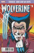 True Believers Wolverine Vol 1 1
