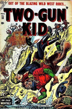 Two-Gun Kid Vol 1 18