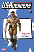 U.S.Avengers Vol 1 1 Colorado Variant
