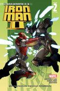 Ultimate Iron Man II Vol 1 2
