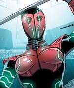 Warda Wilson (Earth-TRN590) from Spider-Man 2099 Vol 3 16 001