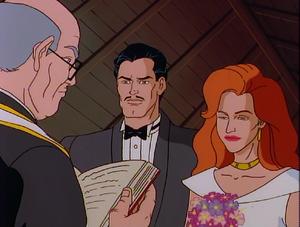 Wedding of Iron Man
