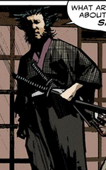 Wolverine from 5 Ronin 3