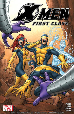 X-Men First Class Vol 2 13