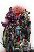 X-Men Legacy Vol 1 250 Textless