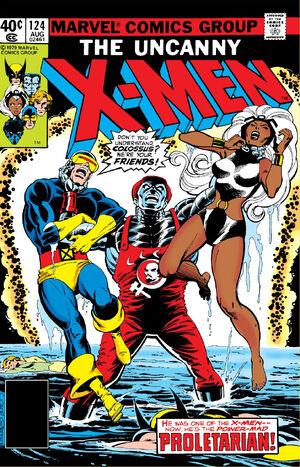 X-Men Vol 1 124