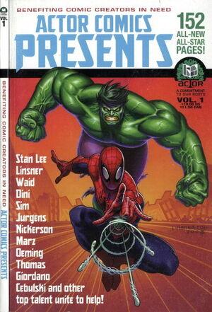 ACTOR Comics Presents Vol 1 1