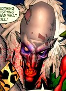 Adrian Toomes (Earth-21050) from Marvel Zombies Evil Evolution Vol 1 1 0001