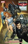 Agents of Atlas TPB Vol 2 2 Turf Wars