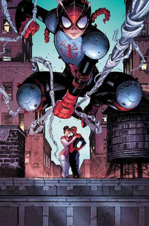Amazing Spider-Man Renew Your Vows Vol 2 3 Textless