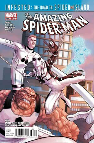 Amazing Spider-Man Vol 1 660
