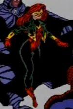 Angelica Jones (Earth-33734) from Spider-Man & Venom Maximum Carnage 0001