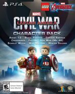 Anthony Stark (Earth-13122) and Steven Rogers (Earth-13122) from LEGO Marvel's Avengers 001