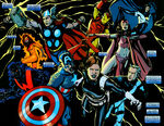 Avengers (Earth-523002) from What If Jessica Jones Had Joined the Avengers? Vol 1 1 0001
