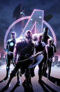 Avengers Vol 5 35 Textless