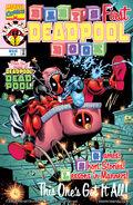 Baby's First Deadpool Book Vol 1 1