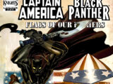 Black Panther/Captain America: Flags of Our Fathers Vol 1 2