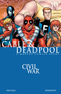 Cable & Deadpool Vol 1 30