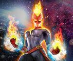 Carol Danvers (Earth-TRN670) from Marvel Strike Force 001