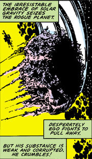 Egros (Earth-616) from Fantastic Four Vol 1 235 001