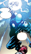 Evolutionary (Earth-616) from New Warriors Vol 5 4 001