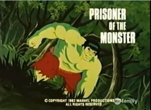 Incredible Hulk (1982 animated series) Season 1 2 Screenshot