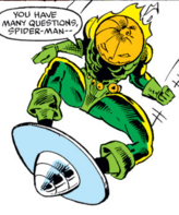 Jason Macendale Jr. (Earth-616) from Amazing Spider-Man Vol 1 254 001
