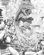 Kagu-Hana (Earth-616) from Deadly Hands of Kung Fu Vol 1 25 001