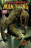 Legion of Monsters Man-Thing Vol 1 1